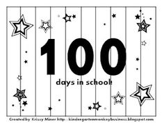 100s Day Freebie! Differentiated Math Puzzle