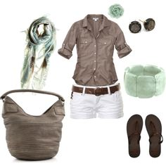 Mint & brown, created by hosefish