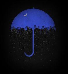 Umbrella Skyline