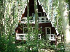It's like a gingerbread house. I'll take it!