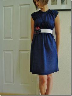 Easy, cute dress pattern!