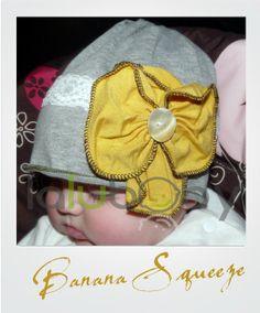 i love baby hats!