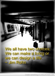 Jim Rohn was an amazing speaker and motivator!