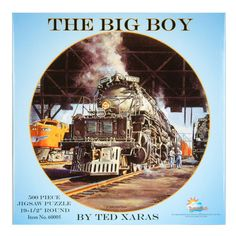 THE BIG BOY PUZZLE