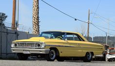 1964 Ford Galaxie 427 Light weight.  Photo by Steve Natale