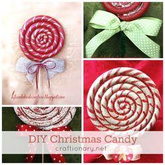 DIY Christmas candy