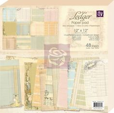Prima Ledger Paper