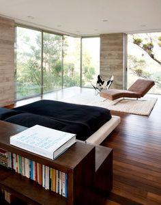 Minimalistic design interior