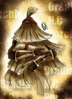 Obaluaie by Orádia N.C Porciúncula/ Licença Creative Commons 3.0 Atribuição - Uso Não-Comercial-Proibição de realização de Obras Derivadas CC BY-NC-ND