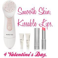 Smooth Skin. Kissable Lips. www.marykay.com/nicole.jowers