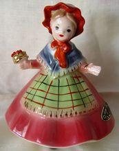 Josef Original Scotland International Porcelain Figurine