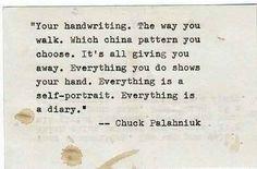 Community: 15 Brilliant Chuck Palahniuk Quotes