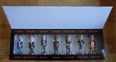 Criminal Minds action figures