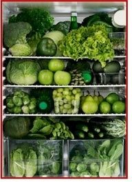 Love all of the green! :) Perfect for green juice