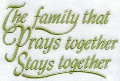 †~ Pray Together ~†