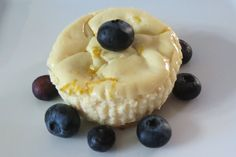 Healthy Lemon Cheesecake - A creamy, delicious cheesecake for under 60 calories.
