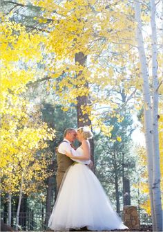 2013 Pantone Color | Lemon Zest - Natural backdrop #weddings #lemonzest #nature