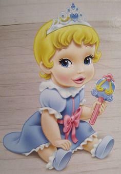 Baby Cinderella by dolltography, via Flickr