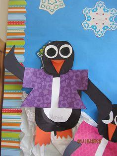 Tacky the Penguin.  Very cute!
