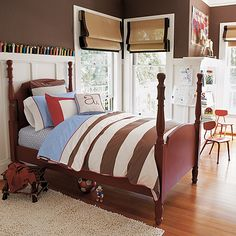 inspiration for boy bedrooms