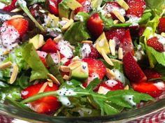 Fountain Avenue Kitchen: Strawberry Avocado Salad
