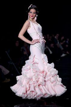 Traje de Flamenca - El-Ajoli