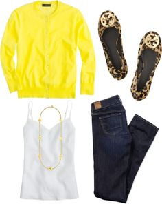 casual friday, leopard flat, cloth, dream closet, outfit, leopards, flats, shoe, perfect fashion