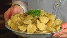 Fried Dill Pickles - Food  Recipes - P. Allen Smith Garden Home