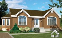 Pivoine Constructeur maison, maison usinée, maison préfabriquée | Pro-Fab