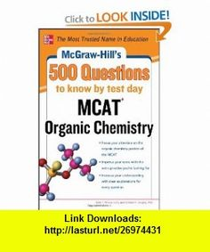 Examkrackers 1001 Questions In Mcat Organic Chemistry Pdf Download