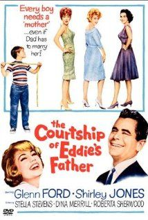 The Courtship Of Eddies Father with Glenn Ford, Ron Howard and Shirley Jones