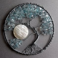 Tree of Life with moon