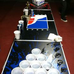 Drinking Games Beer Pong Alcohol Related Ect On Pinterest Beer Pong Beer Pong Tables And