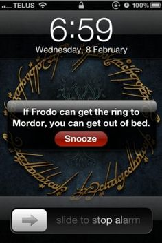geek, encouragement, beds, alarm clocks, morning motivation, funni, morning person, quot, true stories