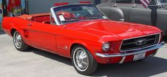 1967-Ford-Mustang - My dream car