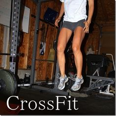 KILLER at home crossfit workout.