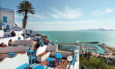 honeymoon, beach resorts, revolutions, cafe des, travel list, amazing travel destinations, africa tunisia, sidi bou, place