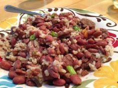 Crescent City Red Beans And Rice Crock-Pot) Recipe - Food.com - 373619