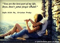 Safe with Me, Kristen Proby
