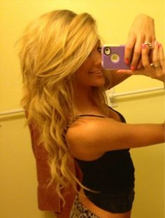 How I want my hair to be by summer!!