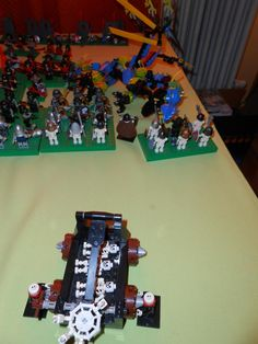Forum Battles • Re: A Clash of Warlords Turn 1