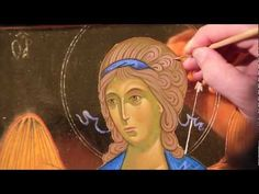 ▶ 6.1 - Icon of an Angel hair - Illuminations -