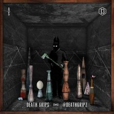 Death Grips provides us with another kick ass rap-hardcore track, but this time, via the Adult Swim Single Series.
