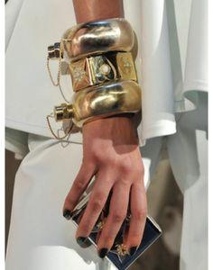 Cynthia Rowley - Flask Bangle | Accessories by Cynthia Rowley