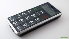 Just 5...a simple phone for those seeking uncomplicated east-to-use phone --like Seniors and disabled.