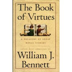 Unit Study and Lapbook Project on The Book Of Virtues from Freely Educate