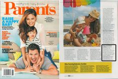 Coolibar in Parents Magazine- Recommendations from a Pediatrician