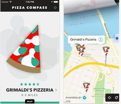 Want #pizza? Download #PizzaCompass and find the nearest pizza joint. #NYC #iOS http://worryfreelabs.com/top-apps-summer-new-york/