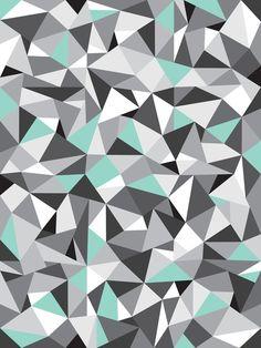 Geometric Pattern - Graphic Design