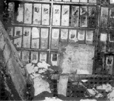 """""""The Fate of the 1890 Census"""" ~ An interesting article about genealogy's missing information piece. This photo shows the fire damage. Oh how I miss this Census!"""